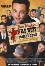 Wild West Comedy Show (2006) afişi