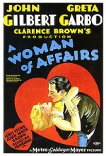 A Woman Of Affairs (1928) afişi