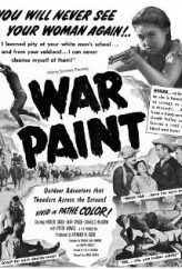 War Paint () (1953) afişi