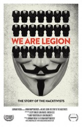 We Are Legion: The Story of the Hacktivists (2012) afişi