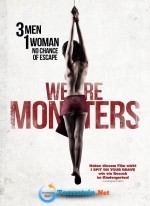 We Are Monsters (2015) afişi