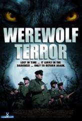 Werewolf Terror (2013) afişi