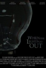 When the Lights Go Out (2015) afişi