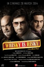 Whisky Is Risky (2014) afişi