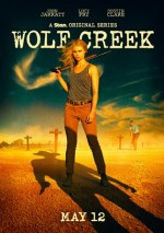Wolf Creek (2016) afişi