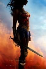 Wonder Woman (2017) afişi