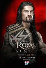 WWE Royal Rumble (2016) afişi