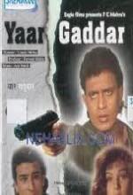 Yaar Gaddar (1994) afişi