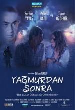 Yağmurdan Sonra (2008) afişi