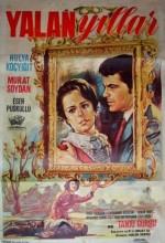 Yalan Yıllar (1968) afişi