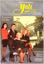 Yalı (1990) afişi