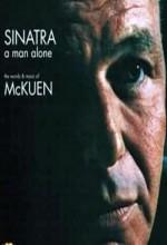 Yalnız Bir Adam (1955) afişi