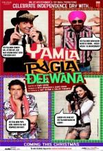 Yamla Pagla Deewana (2010) afişi