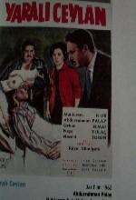 Yaralı Ceylan (1963) afişi
