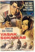 Yasak Sokaklar (1965) afişi