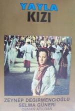Yayla Kızı (1974) afişi