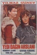 Yedi Dağın Aslanı (1966) afişi