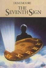 Yedinci İşaret (1988) afişi