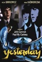 Dün (1985) afişi