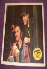 Yesterday's Heroes (1940) afişi