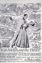 Yolanda And The Thief (1945) afişi