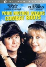 Your Mother Wears Combat Boots (1989) afişi