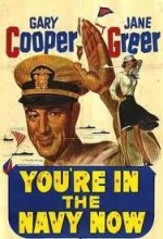 You're in The Navy Now (1951) afişi