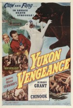 Yukon Vengeance (1954) afişi