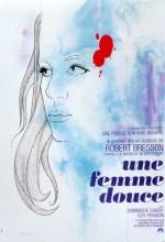 Yumuşak Bir Kadın (1969) afişi