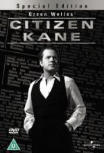 Yurttaş Kane (1941) afişi