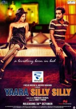 Yaara Silly Silly (2015) afişi