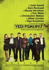 Yedi Psikopat (2012) afişi