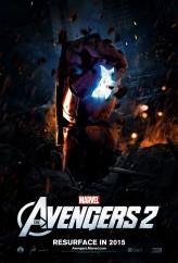 Yenilmezler 2 (2015) afişi