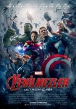 Yenilmezler 2: Ultron Çağı (2015) afişi