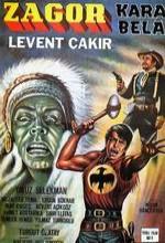 Zagor Kara Bela (1971) afişi