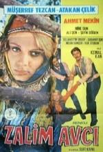 Zalim Avcı (1973) afişi