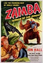 Zamba (1949) afişi