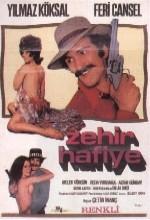Zehir Hafiye(ı) (1971) afişi