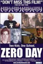 Zero Day (2003) afişi