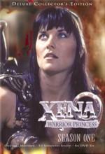 Zeyna: Savaşçı Prenses (1995) afişi