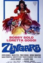 Zingara (1969) afişi