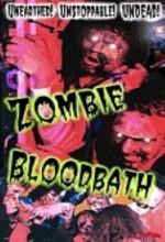 Zombie Bloodbath (1993) afişi