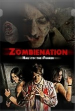 Zombienation (hail To The Führer) (2009) afişi