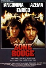 Zone rouge (1986) afişi