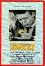 Zotz! (1962) afişi