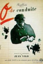 Zéro De Conduite (1933) afişi