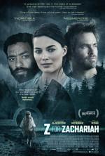 Z for Zachariah (2015) afişi