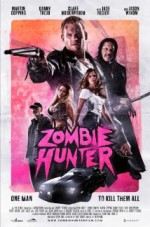 Zombie Hunter (2013) afişi