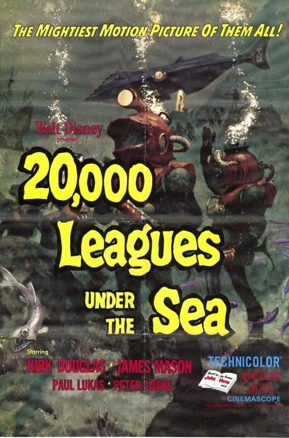 Denizler Altında 20.000 Fersah