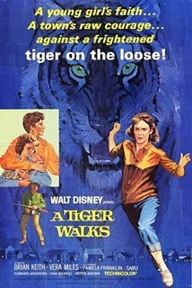 A Tiger Walks